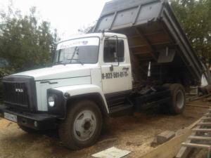 Автовышка (АГП) на базе ГАЗ-3309, 18 метров, двухрядная кабина