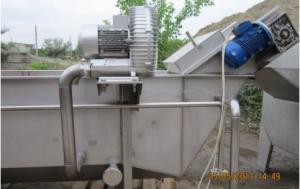 Полуприцеп - самосвал Steelbear TR-41S (усиленный, для перевозки щепы)