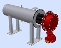 Дизельный генератор электростанция 100 кВт на двухосном шасси